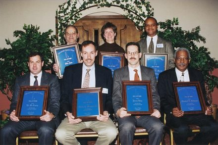 Track and Field Hall of Fame 1997
