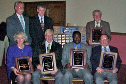 Track and Field Hall of Fame 1999