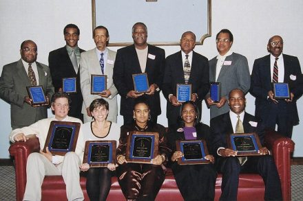 Track and Field Hall of Fame 2001