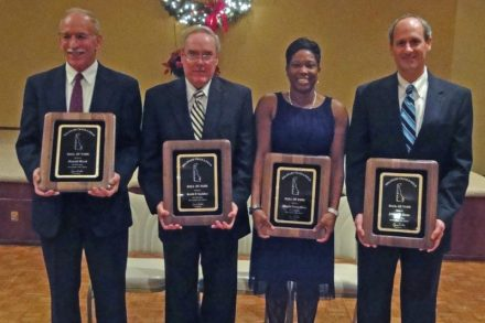 Track and Field Hall of Fame 2012