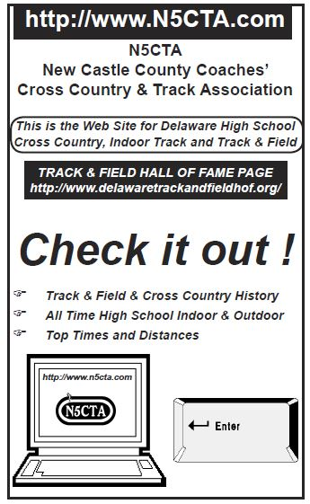 New Castle County Coaches Cross Country and Track Assn